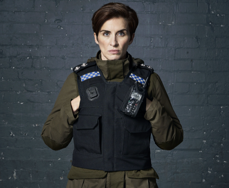Line of Duty star, Vicky McClure