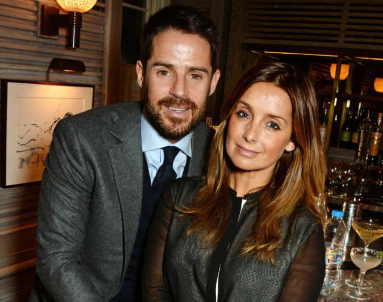 Louise Redknapp and Jamie Redknapp Divorced