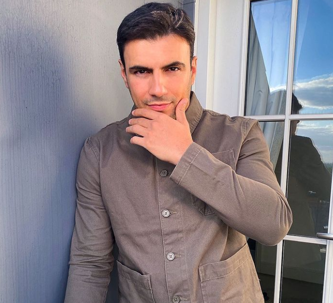 British Reality Star, Ercan Ramadan
