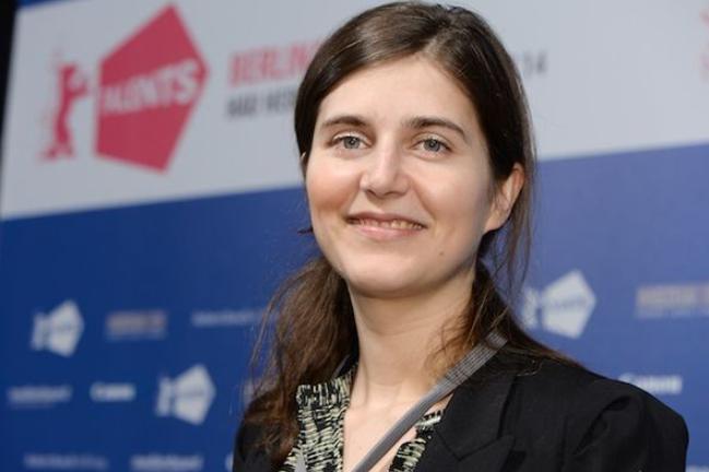 German-American film director, Anja Marquardt