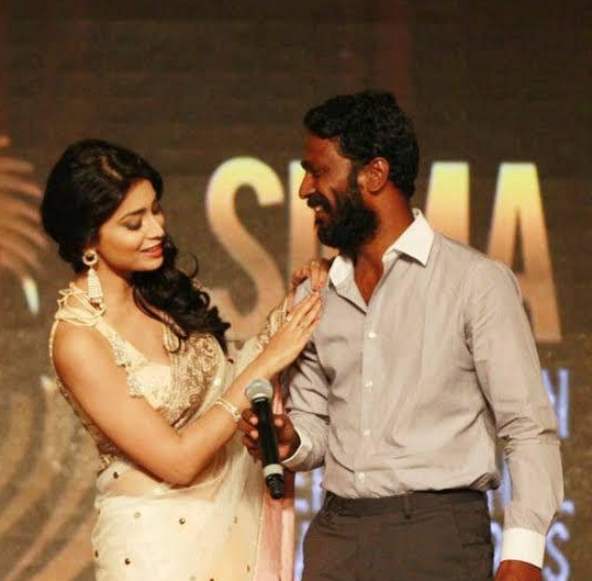 Vetrimaaran's Wife, Aarthi is a General Manager in a company