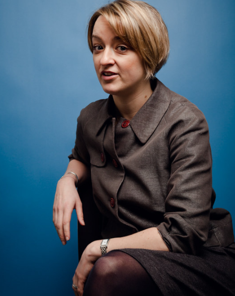 British Journalist, Laura Kuenssberg