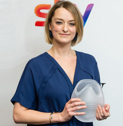 Laura Kuenssberg became the political editor of BBC News in July 2015