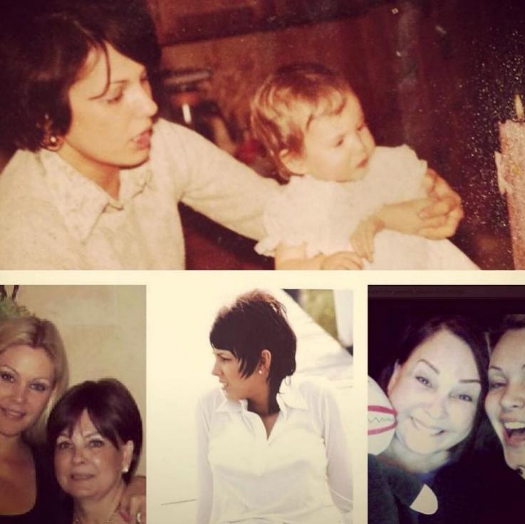 Shanna Moakler Mother Day
