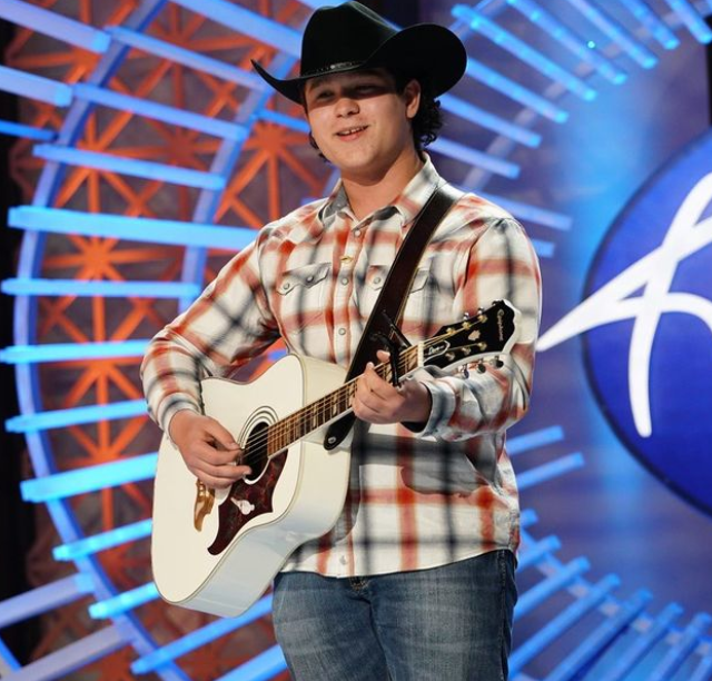Caleb Kennedy, American singer