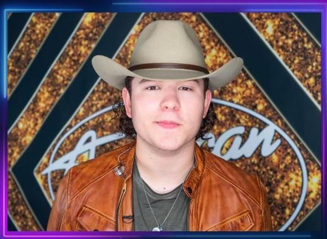 Caleb Kennedy Competing in the season 19 of 'American Idol'