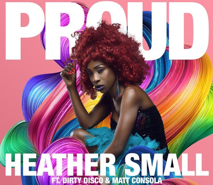 Heather released her debut solo album 'Proud' in 2000