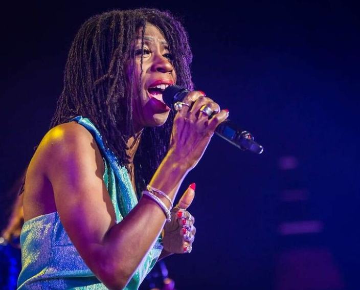 Heather Small performed live at Eliot Kennedy's 50th Birthday Celebration concert