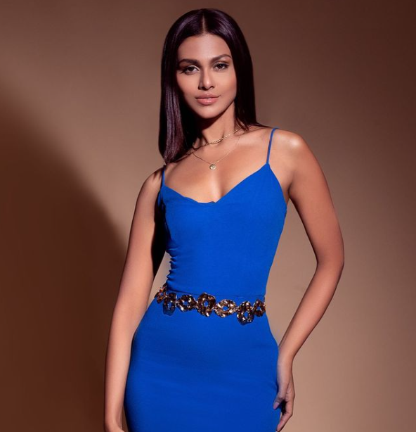 Indian model, social worker and beauty pageant contestant, Adline Castelino