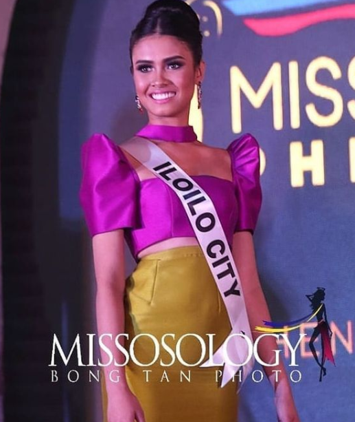 Rabiya Mateo was crowned 'Miss Iloilo Universe 2020' on 23 January 2020 at the Cultural Center of West Visayas University in La Paz