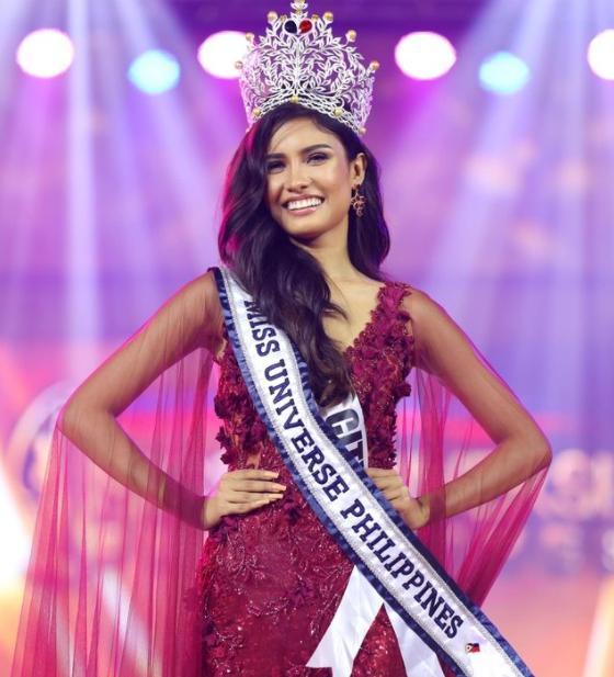 Rabiya Mateo was crowned Miss Universe Philippines 2020