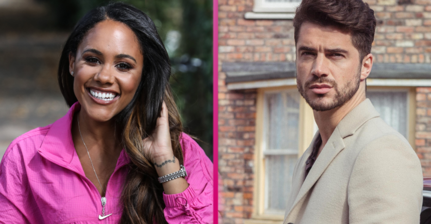Alex Scott Is In A Relationship With Sam Robertson