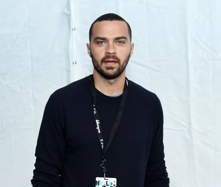 Jesse Williams, a famous American actor, director and producer