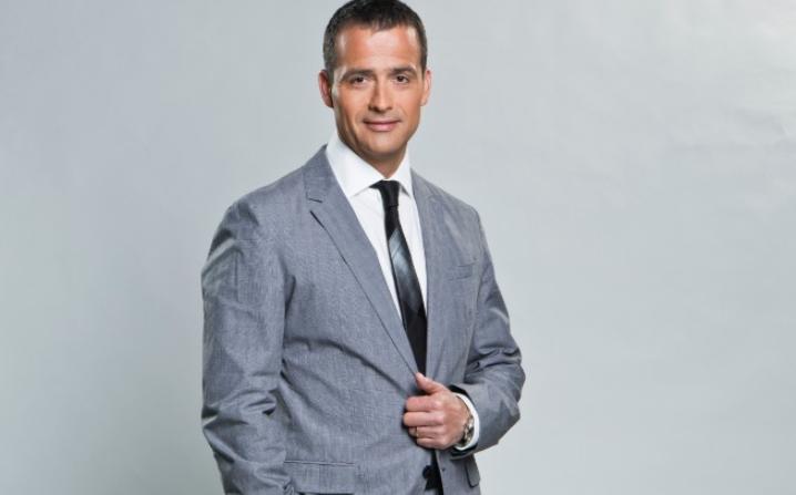 Chilean Journalist and TV Presenter, Ivan Nunez