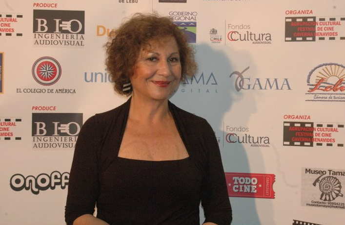 Chilean actress, Teresita Reyes