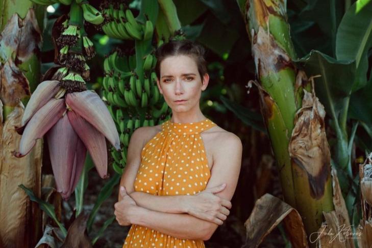 Model Stephanie Dubois