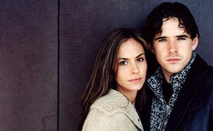 Owen Hargreaves and his ex-girlfriend, Janelle Khouri