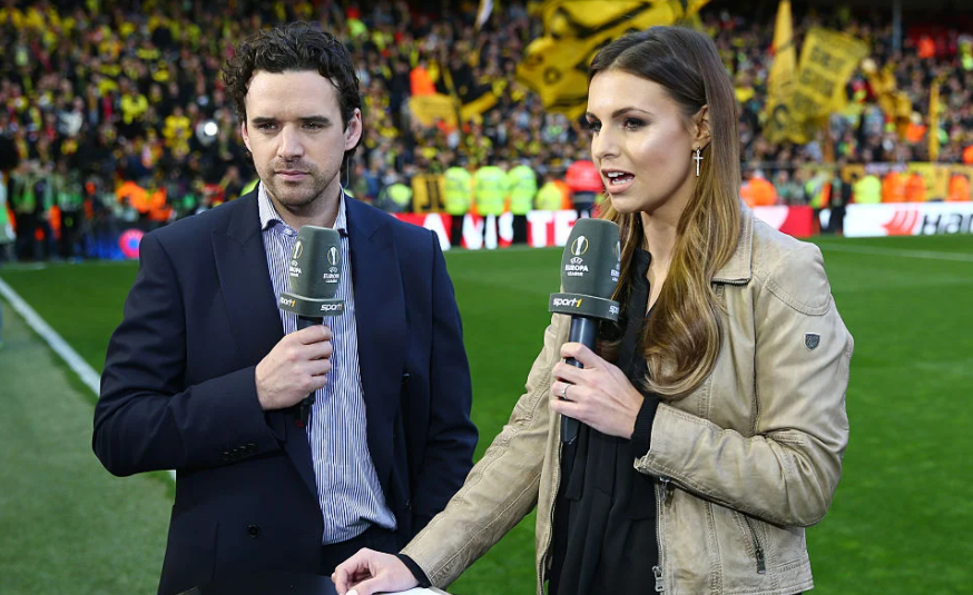 Owen Hargreaves as a Sports Analyst