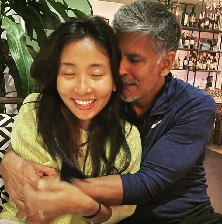 Being the wife of Milind Soman