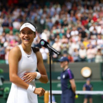 Emma Raducanu British Tennis Player