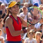 Emma Raducanu Tennis Player