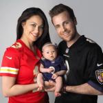 NFL Draft Day Sam Quek Family