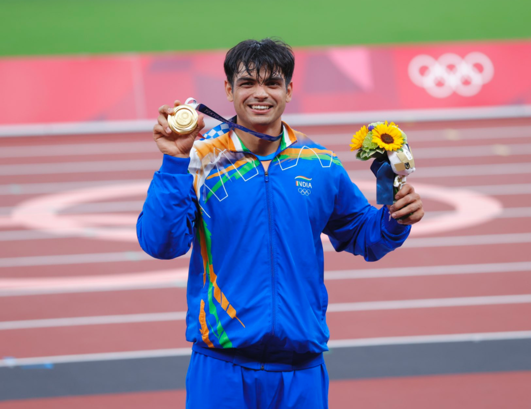 Still processing this feeling. To all of India and beyond, thank you so much for your support and blessings that have helped me reach this stage.