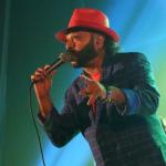 Sri Lankan vocalist Sunil Perera