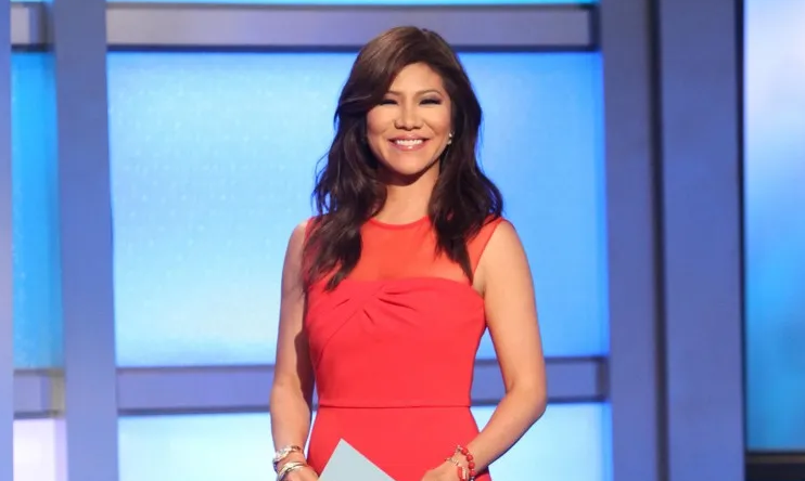 Julie Chen, an American-Chinese TV Personality
