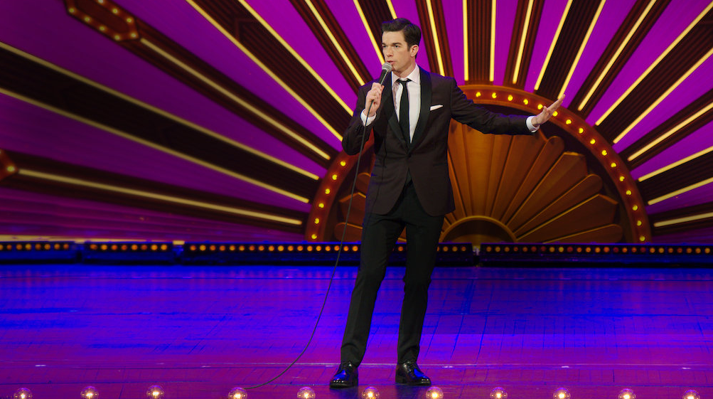 John Mulaney, a famous stand-up comedian