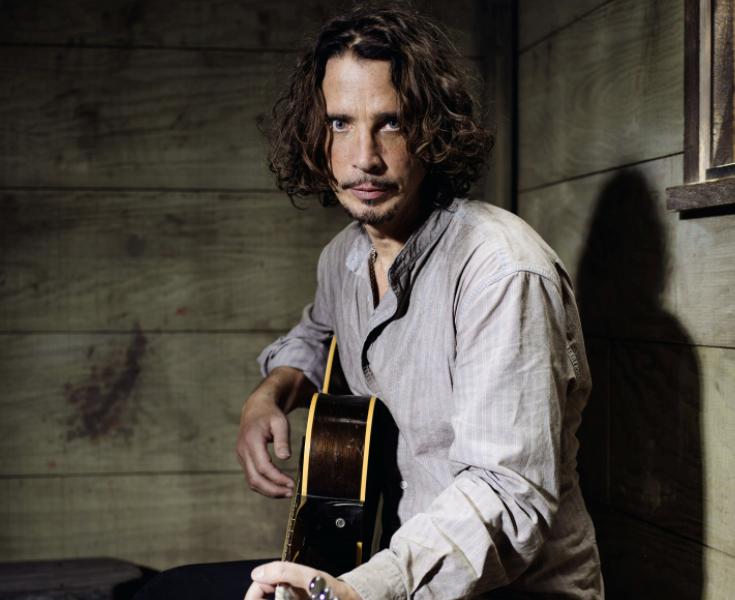 Chris Cornell, a famous singer