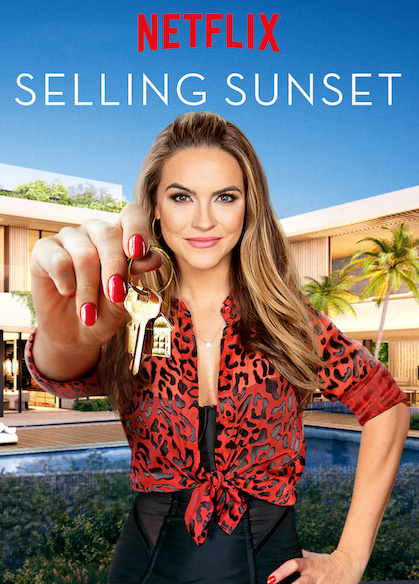 Chrishell Stause in Netflix Selling Sunset