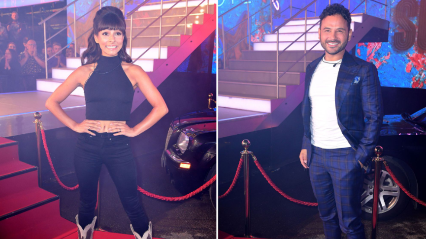 Roxanne Pallett (Left) falsely accused fellow housemate Ryan Thomas (Right) of punching her during her time on CBB in 2018