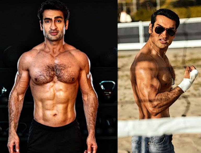 Kumail Nanjiani Gaining Muscle at 40s