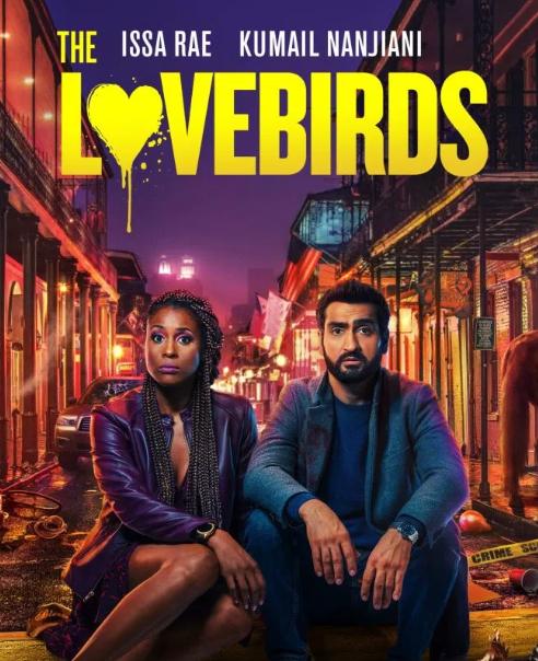 Kumail Nanjiani in the movie The Lovebirds