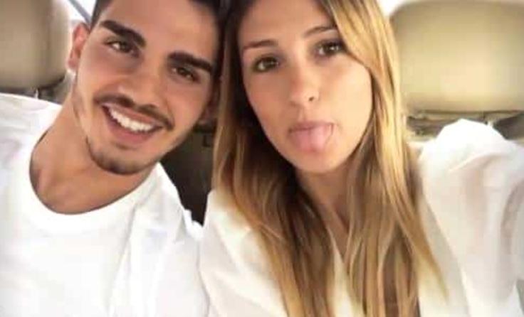 Andre Silva's girlfriend, Sara Rodrigues