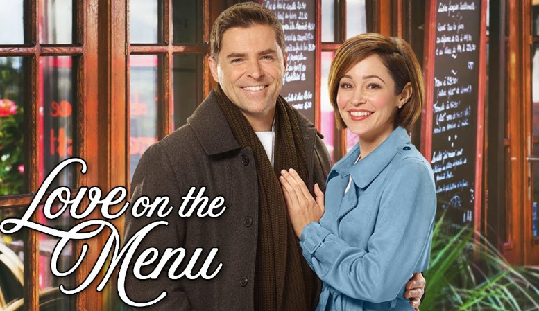 Kavan Smith in Love on the Menu with Autumn Reeser