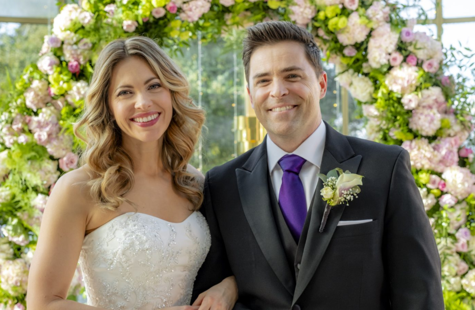 The Perfect Bride Wedding Bells With Pascale Hutton, Kavan Smith