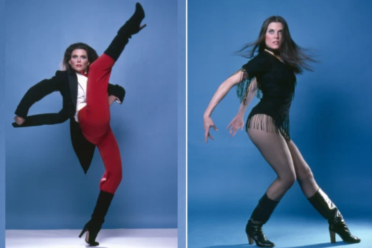 Ann Reinking, a famous choreographer, actress and dancer