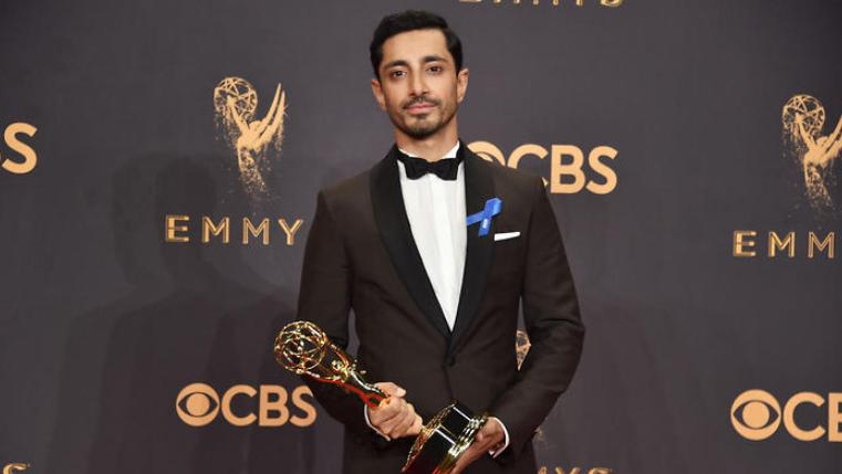 Emmy Award winning actor, Riz Ahmed