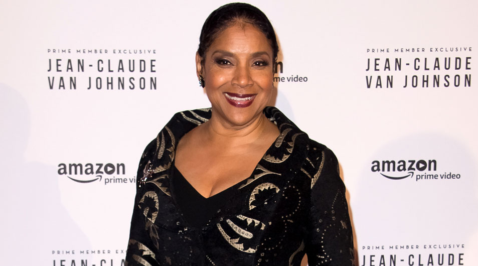 Phylicia Rashad, a famous actress