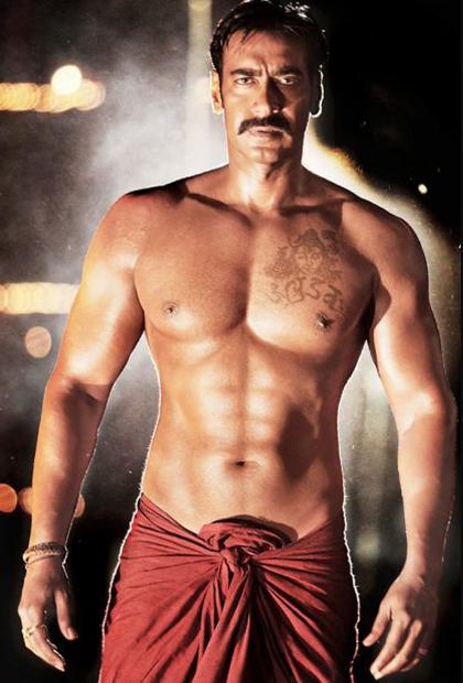 Ajay Devgn Body