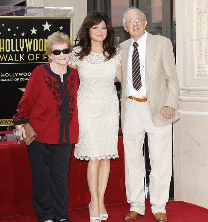 Valerie Bertinelli parents
