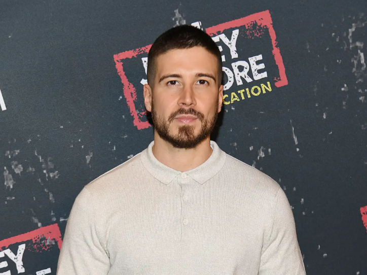 Vinny Guadagnino, a famous TV Personality