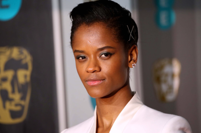 Letitia Wright, a famous actress