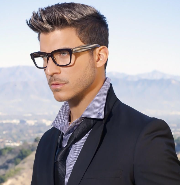 Jax Taylor, a famous model as well as an actor
