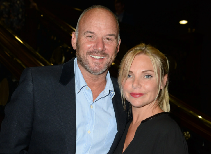 Samantha Womack and Mark WomackEnded Their Marriage Life