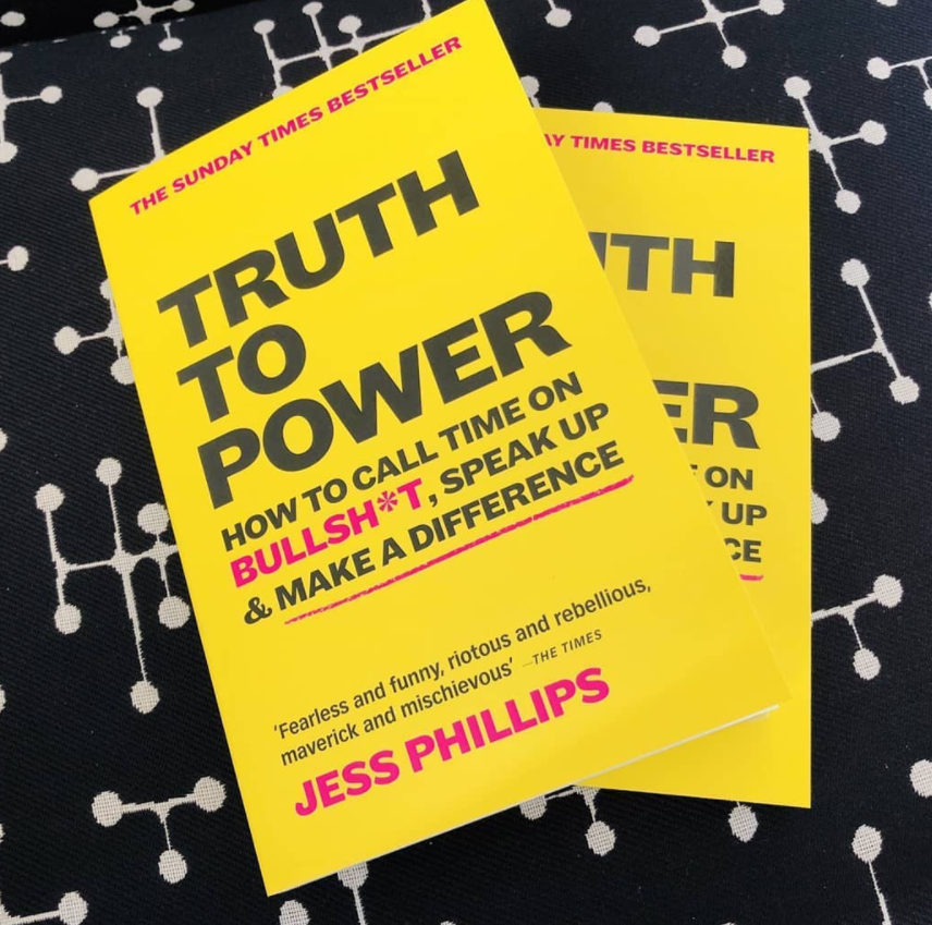 Jess Phillips Book